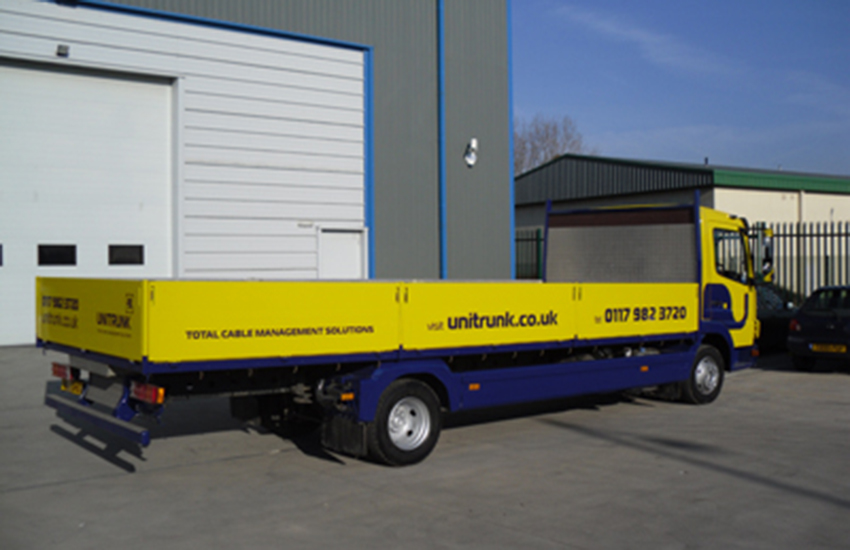 Dropside vehicle management